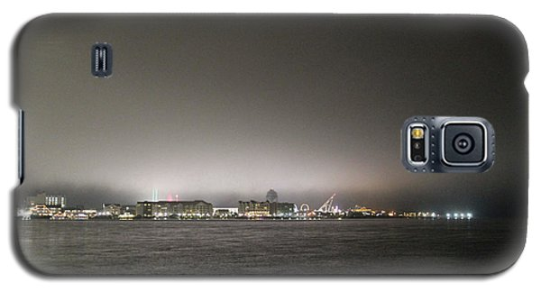 Downtown Oc Skyline Galaxy S5 Case