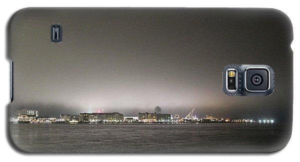 Downtown Oc Skyline Galaxy S5 Case