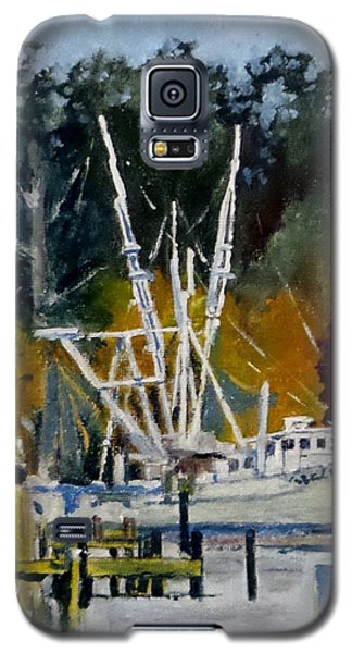 Downtown Parking Galaxy S5 Case by Jim Phillips