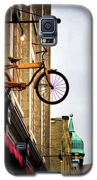 Downtown Port Washington, Wisconsin Galaxy S5 Case