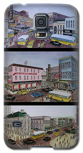 Downtown Portsmouth 1948 Galaxy S5 Case