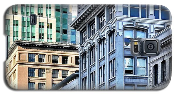 Downtown San Francisco Galaxy S5 Case by Julie Gebhardt