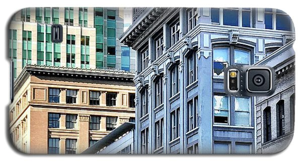 Galaxy S5 Case - Downtown San Francisco by Julie Gebhardt