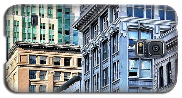 Galaxy S5 Case - Downtown San Francisco by Julie Gebhardt