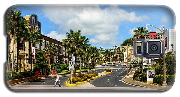 Downtown Tamuning Guam Galaxy S5 Case