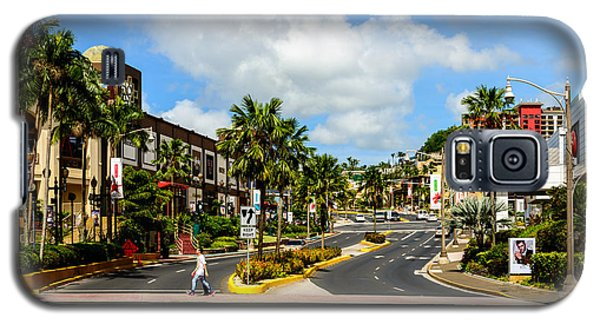 Downtown Tamuning Guam Galaxy S5 Case