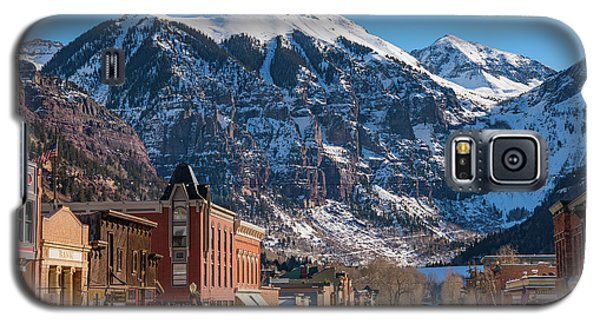 Downtown Telluride Galaxy S5 Case