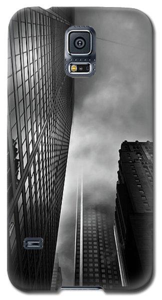 Downtown Toronto Fogfest No 4 Galaxy S5 Case