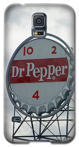 Dr. Pepper Sign - Roanoke Virginia Galaxy S5 Case