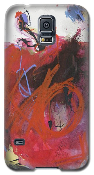 Galaxy S5 Case featuring the painting Dr. Repellent by Robert Joyner