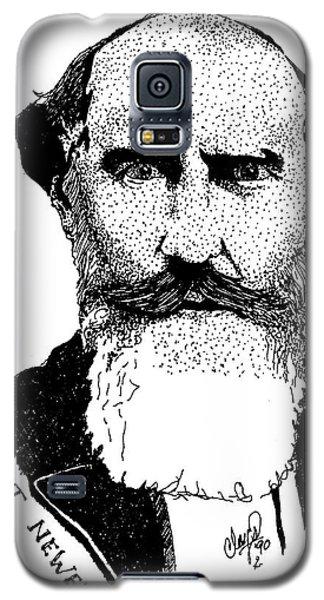 Dr. Robert Newell Galaxy S5 Case