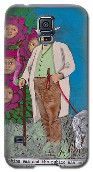 Dr. Robins And The Human/rose Hybrids Galaxy S5 Case