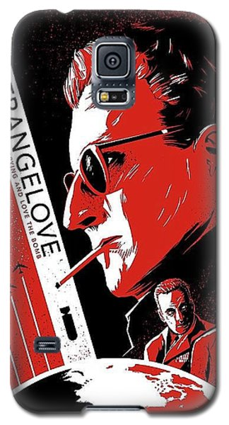 Dr. Strangelove Theatrical Poster Number Three 1964 Galaxy S5 Case