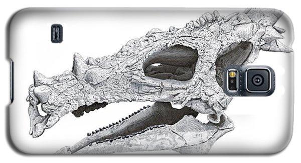 Dracorex Hogwartsia Skull Galaxy S5 Case