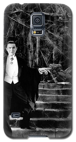 Dracula Galaxy S5 Case by R Muirhead Art