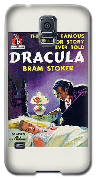 Dracula Galaxy S5 Case