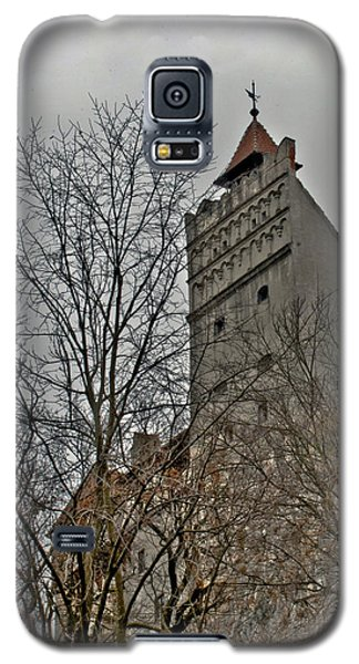 Dracula's Castle Transilvania In Hdr Galaxy S5 Case