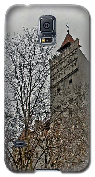 Dracula's Castle Transilvania In Hdr Galaxy S5 Case