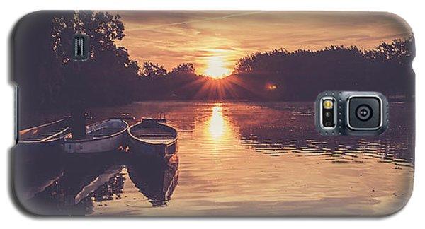 Dragon Boats Galaxy S5 Case