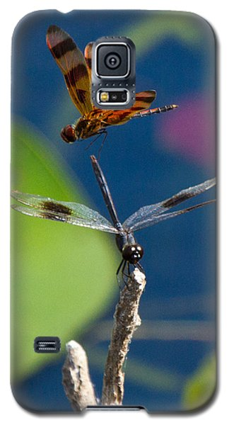 Dragon Fly 195 Galaxy S5 Case