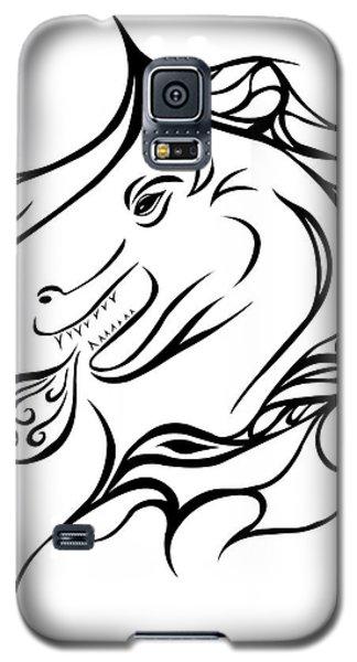 Dragon Galaxy S5 Case by Jamie Lynn