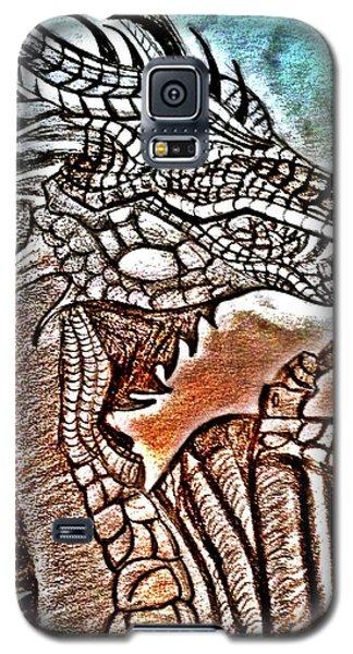 Dragon Galaxy S5 Case