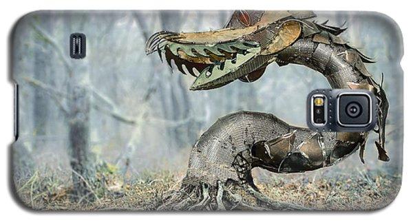 Dragon Root Galaxy S5 Case