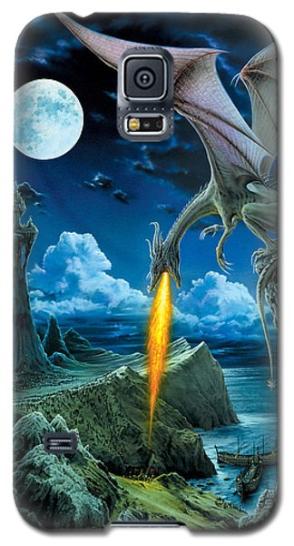 Dragon Spit Galaxy S5 Case