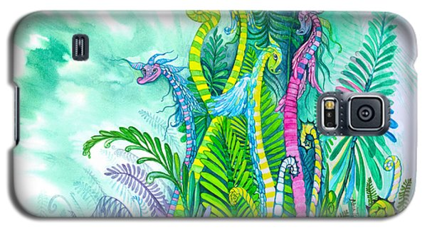 Dragon Sprouts Galaxy S5 Case by Adria Trail
