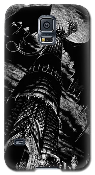Dragon Tower Galaxy S5 Case