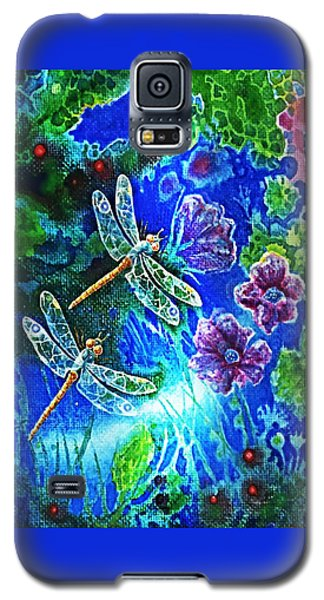 Dragonflies Galaxy S5 Case