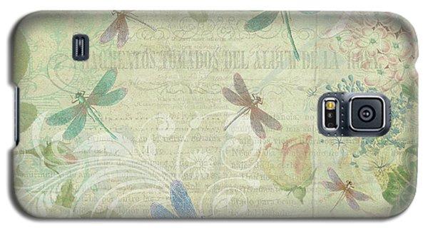 Dragonfly Dream Galaxy S5 Case