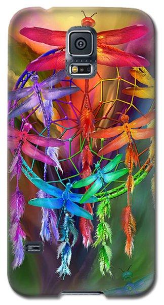 Dragonfly Dreams Galaxy S5 Case