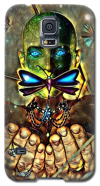 Dragonfly Empath Galaxy S5 Case