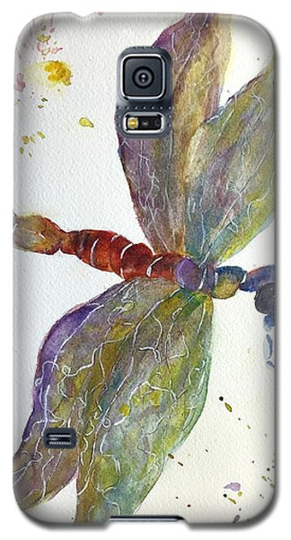 Dragonfly Galaxy S5 Case by Lucia Grilletto
