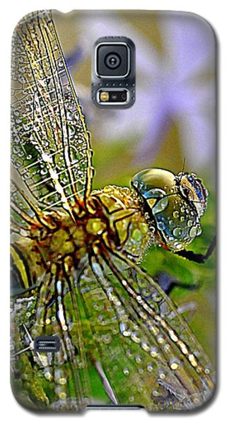 Dragonfly Galaxy S5 Case by Sylvie Leandre