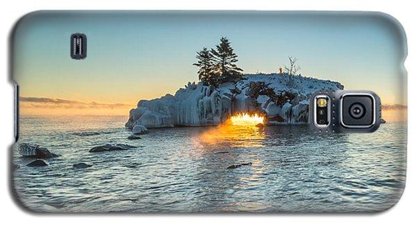Dragon's Breath  // North Shore, Lake Superior Galaxy S5 Case