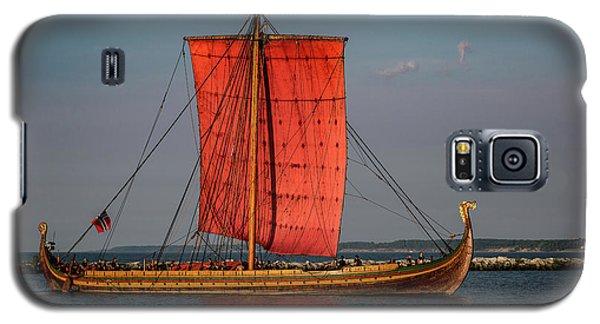 Draken Harald Harfagre Galaxy S5 Case