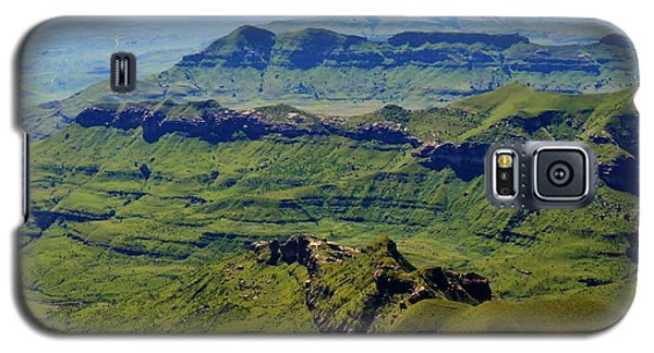 Drakensberg Mountains Galaxy S5 Case