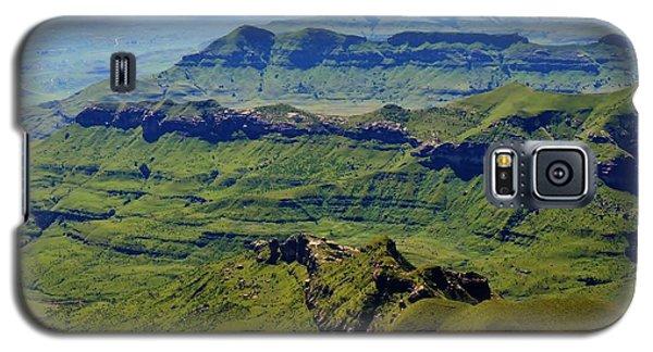 Drakensberg Mountains Galaxy S5 Case by Werner Lehmann