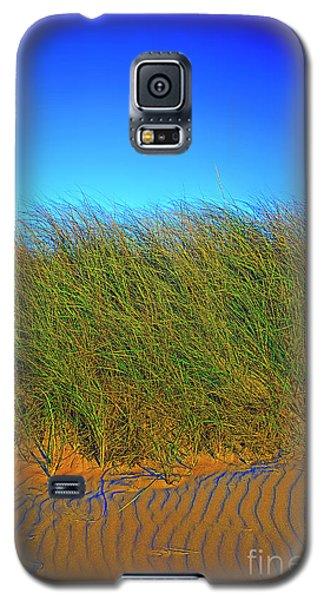 Drake's Island Beach Galaxy S5 Case