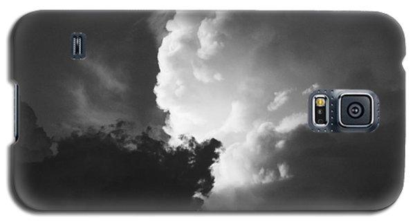 Drama In A Western Sky Galaxy S5 Case