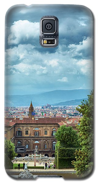 Drama In The Palace Of Firenze Galaxy S5 Case