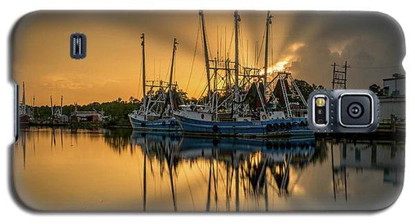 Dramatic Bayou Sunset Galaxy S5 Case