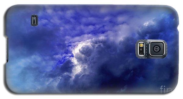 Dramatic Cumulus Sky Galaxy S5 Case