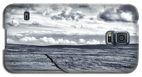 Galaxy S5 Case featuring the photograph Dramatic Landscape  by RKAB Works