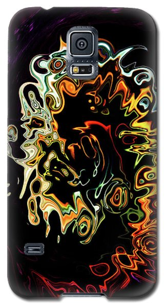 Dramatic Galaxy S5 Case