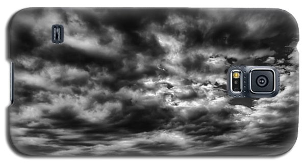 Galaxy S5 Case featuring the photograph Dramatic Palouse Sky by Chris McKenna