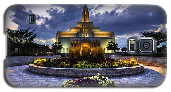 Draper Mormon Lds Temple - Utah Galaxy S5 Case