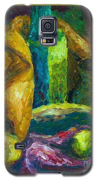 Drapes And Shapes Galaxy S5 Case